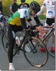Mikkel havde både formen og modet til selv at afgøre løbet