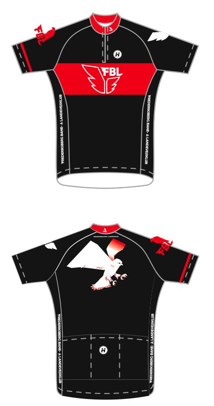 FBL's nye klubtøj anno 2009 (efterår)